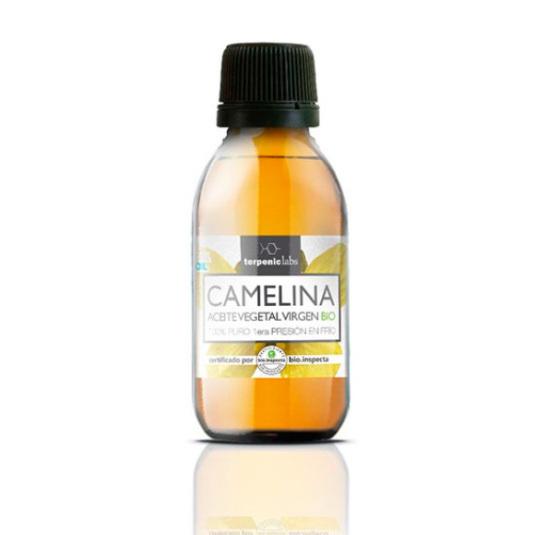 terpenic aceite vegetal de camelina bio 100ml
