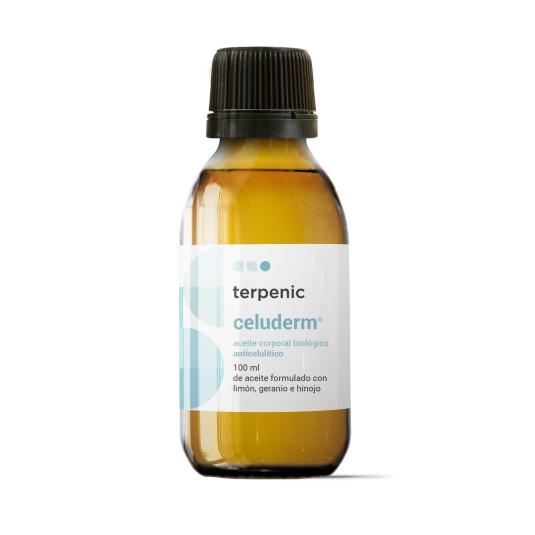 terpenic aceite masaje celuderm 100ml