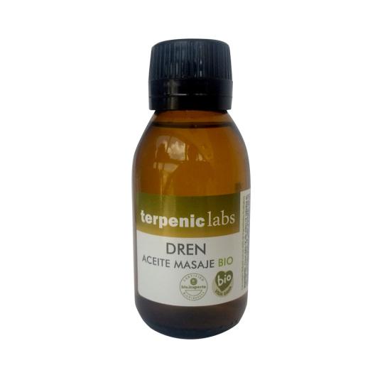terpenic aceite masaje dren 100ml