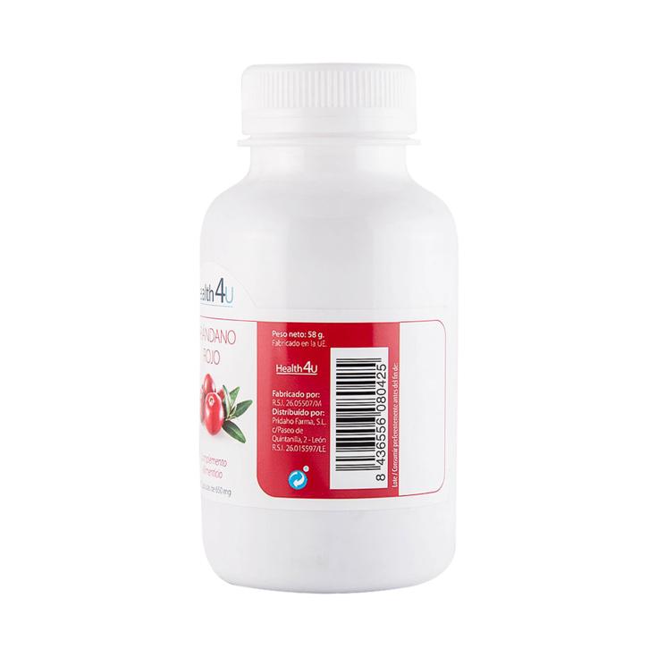 h4u arandano rojo comprimidos