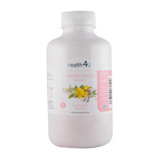 h4u onagra 10% gla omega 6 450 perlas de 640 mg