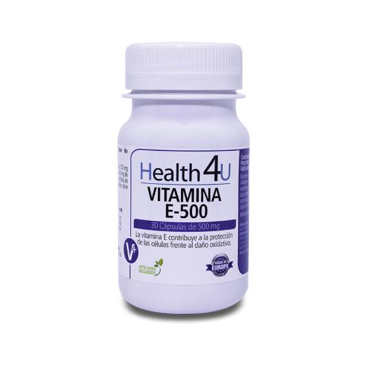 h4u vitamina e 30 cápsulas