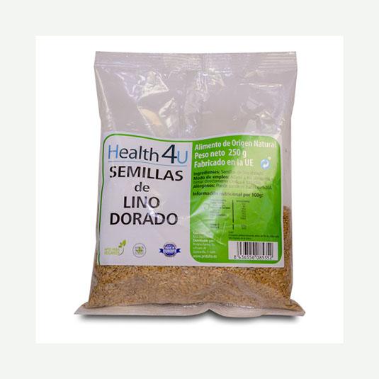 H4U SEMILLAS DE LINO DORADO 250G
