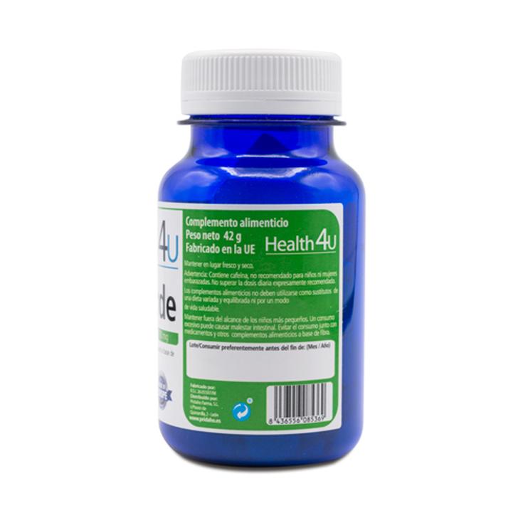 h4u té verde 700mg 60 cápsulas