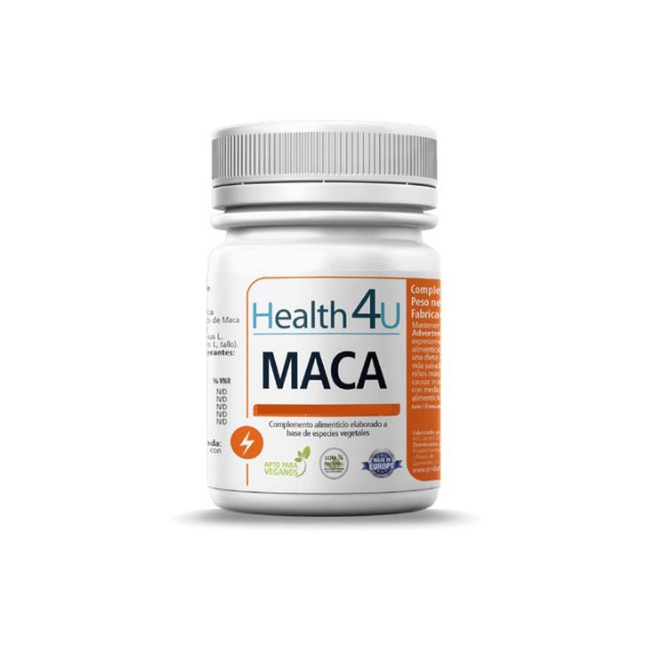 h4u maca 500 mg 60 c0mprimidos