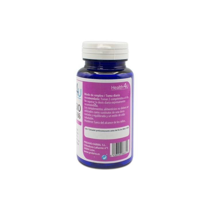 h4u magnesio + vitamina b6 60 comprimidos