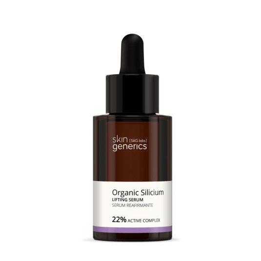 serum reafirmante silicio organico 22% complejo activo 30ml