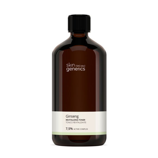 skin generics tonico facial revitalizante 7,5% complejo activo 250ml