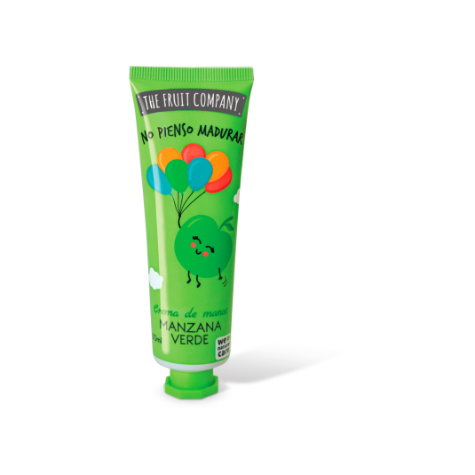 THE FRUIT COMPANY CREMA MANOS MANZANA VERDE 50ML