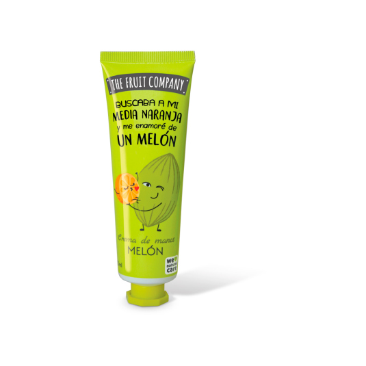THE FRUIT COMPANY CREMA MANOS MELÓN 50ML