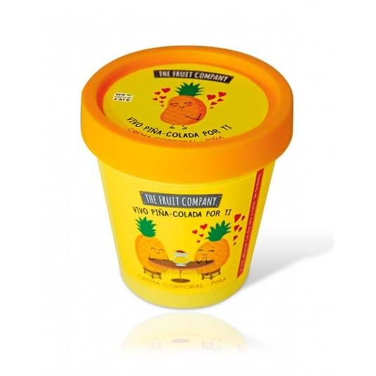 the fruit company crema corporal piña 200ml