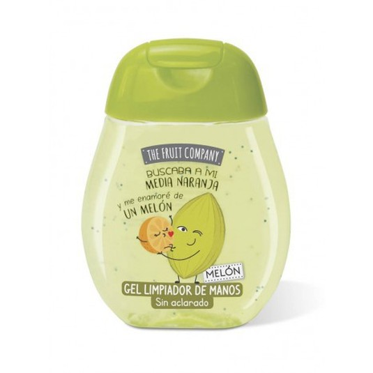 the fruit company limpiador de manos sin aclarado melon 45ml
