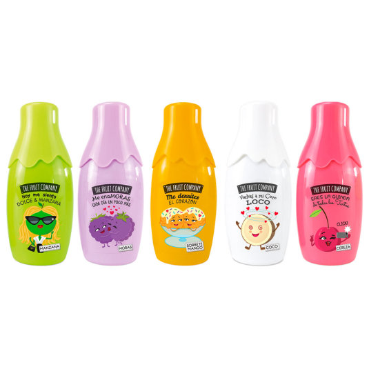 the fruit company eau de toilette frutas 40ml