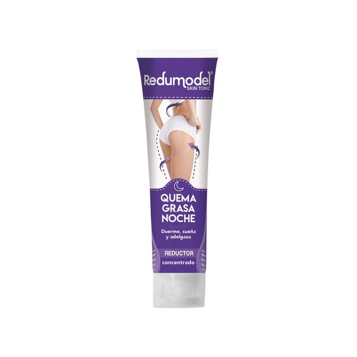 redumodel skin tonic tratamiento corporal quema grasa noche 100ml