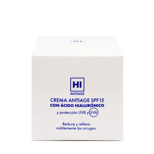 hi antiage crema dia antiedad spf15 50ml