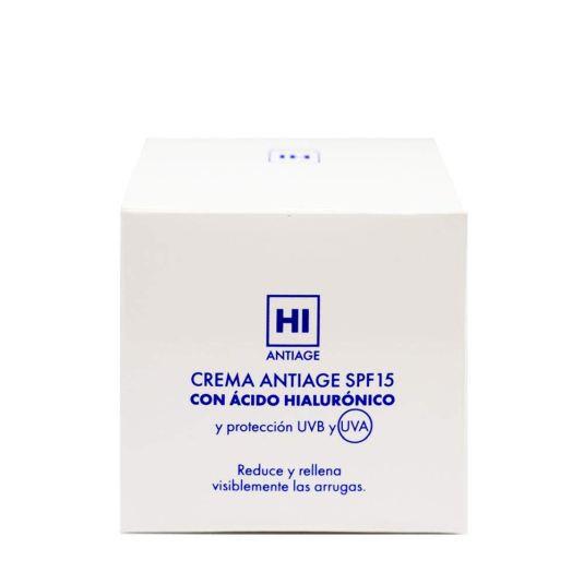 hi antiage crema dia antiedad spf15 50ml