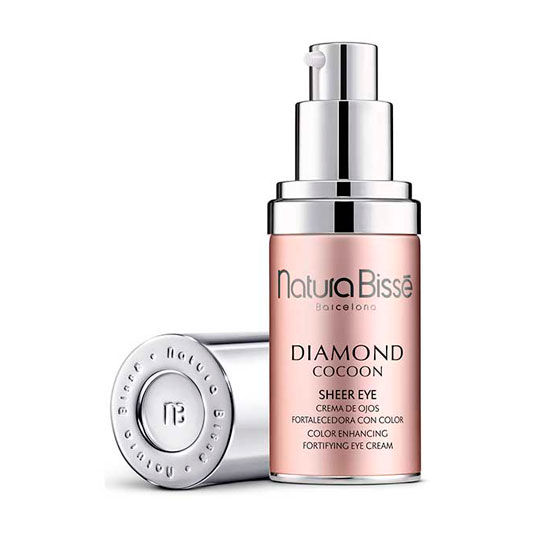 natura bisse diamond cocoon sheer eye 25ml