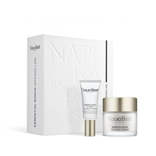 natura bisse essential shock intense cream set 2 piezas