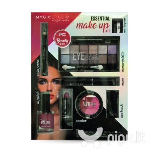 IDC SET DE MAQUILLAJE MAGIC STUDIO ESEENTIAL
