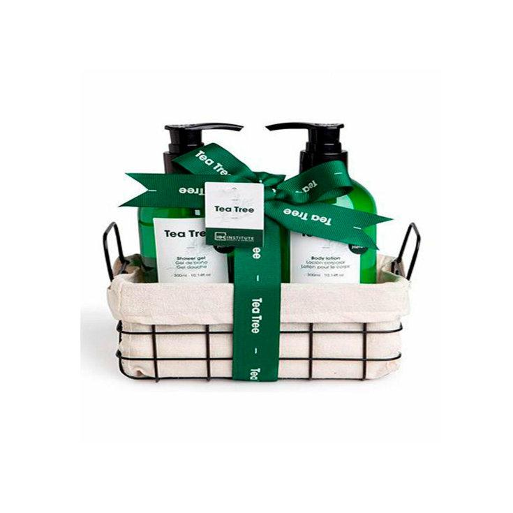 idc institute cesta de baño tea tree 2 piezas