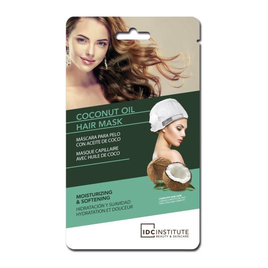 idc coconut oil hair mask mascarilla capilar hidratacion y suavidad aceite de coco 1 unidad