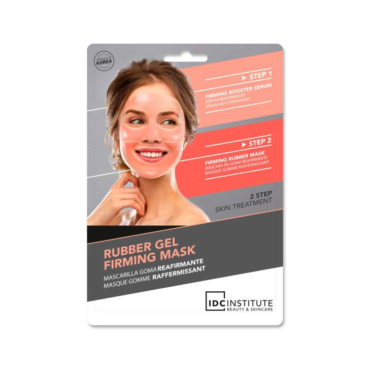 idc rubber gel mask firming mascarilla facial goma-reafirmante