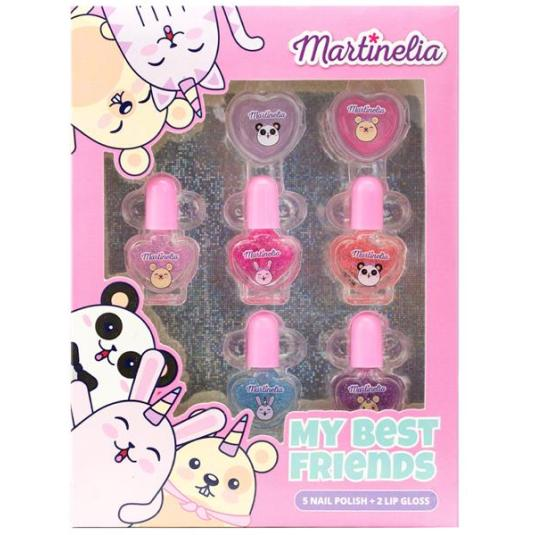 martinelia my best friend set de manicura infantil