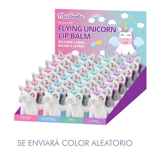martinelia flying unicorm 3d balsamo labial