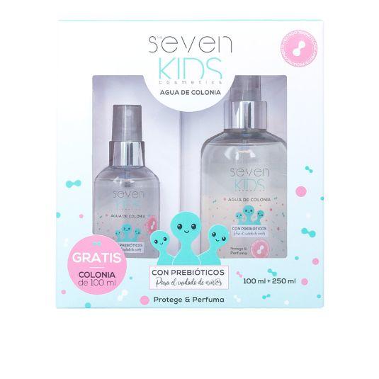 seven kids agua de colonia prebioticos 250ml + 100ml