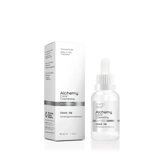 alchemy serum antiaging dmae 3% 30ml