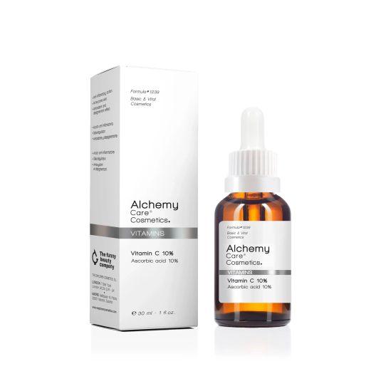 alchemy serum vitamins vitamin c 10% 30ml