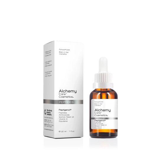 alchemy serum peptides peptigenol 30ml
