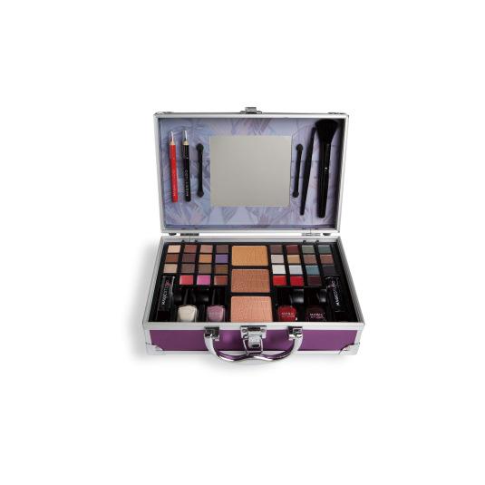 idc magic studio exquisite briefcase makeup
