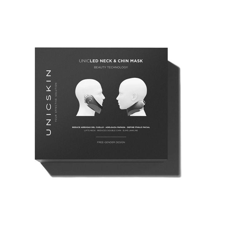 unicskin unicled neck & chin mask