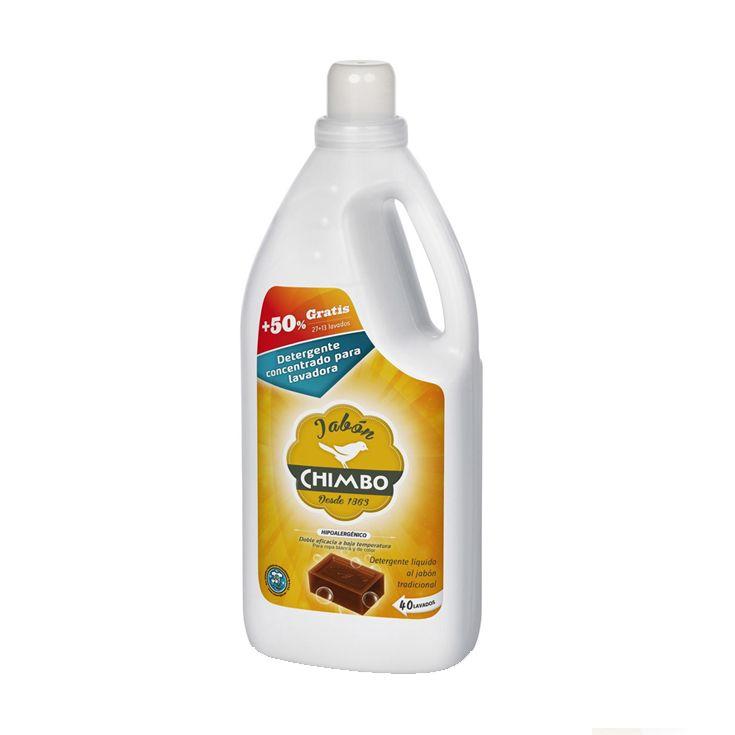 chimbo detergente liquido 3l