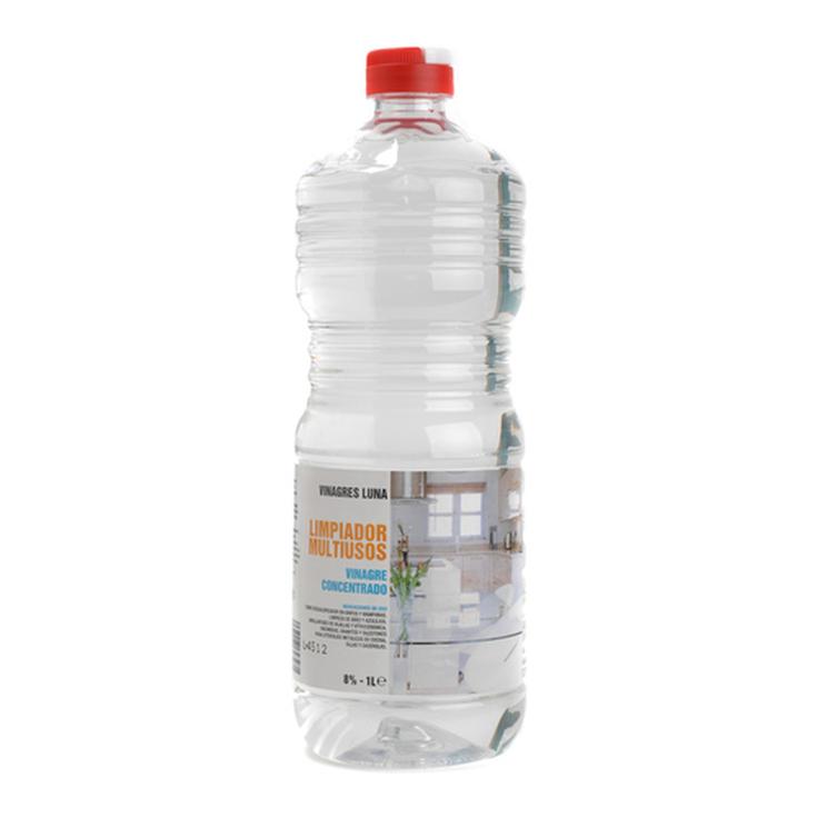 luna vinagre limpiador multiusos 1 litro