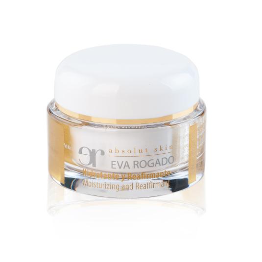 eva rogado oro crema hidratante y reafirmante spf15 50ml