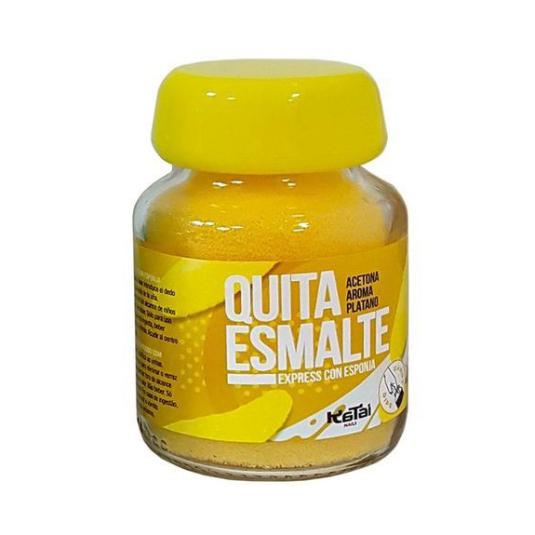 katai quita esmalte express aromaplatano 75 ml