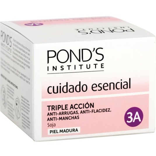 ponds crema cuidado esencia triple accion 50ml