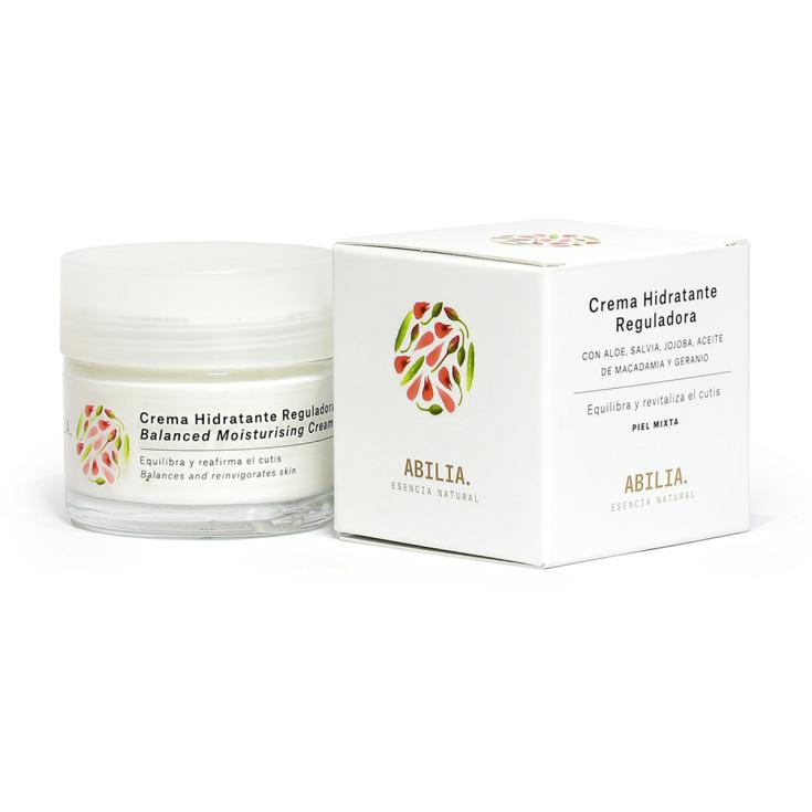 abilia crema hidratante reguladora 50ml