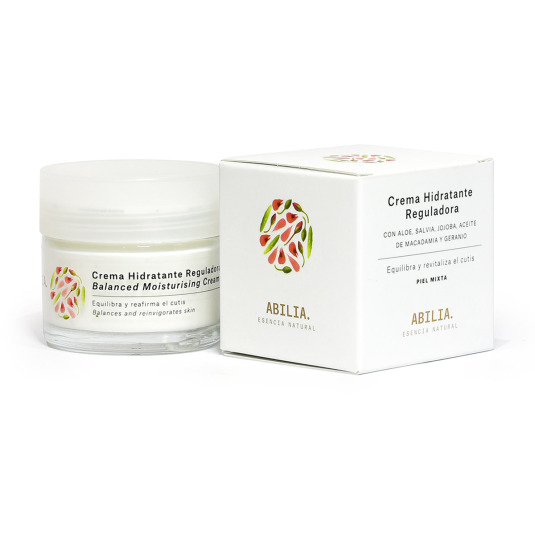 abilia crema hidratante reguladora 50ml