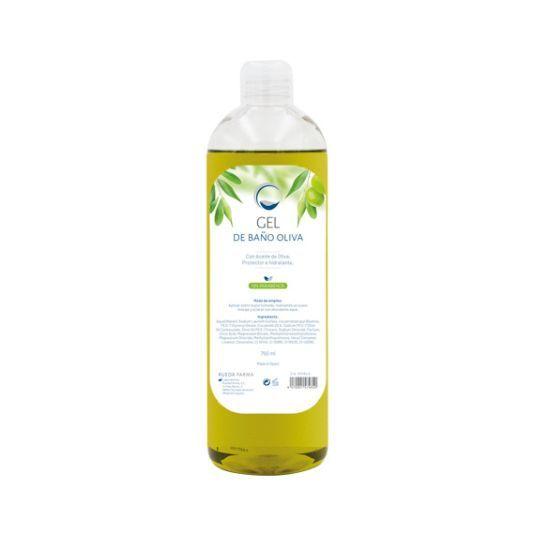 edda gel de baño aceite de almendras 750ml