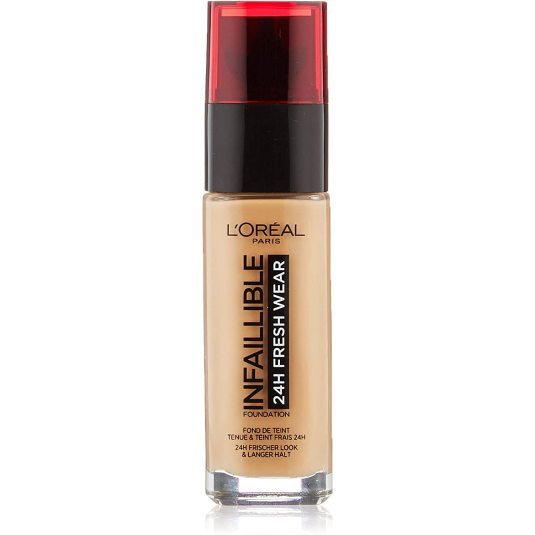 loreal infalible 24h fresh wear base de maquillaje