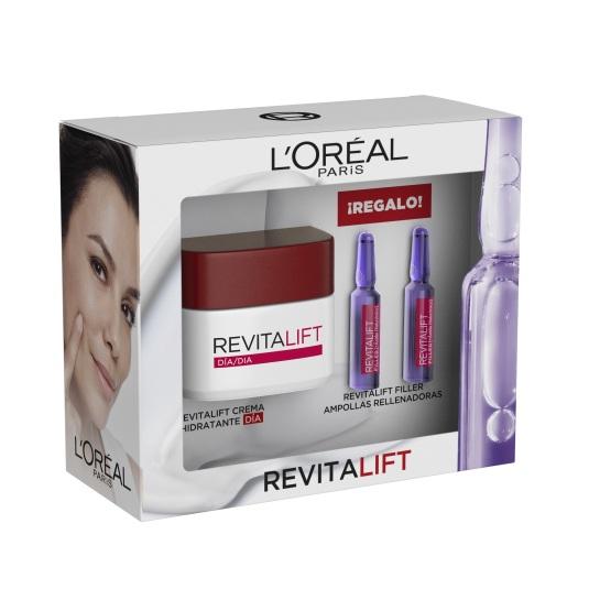 loreal revitalift crema dia 50ml set