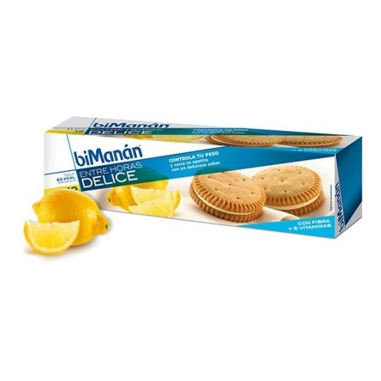 bimanan galletas limon 12unidades