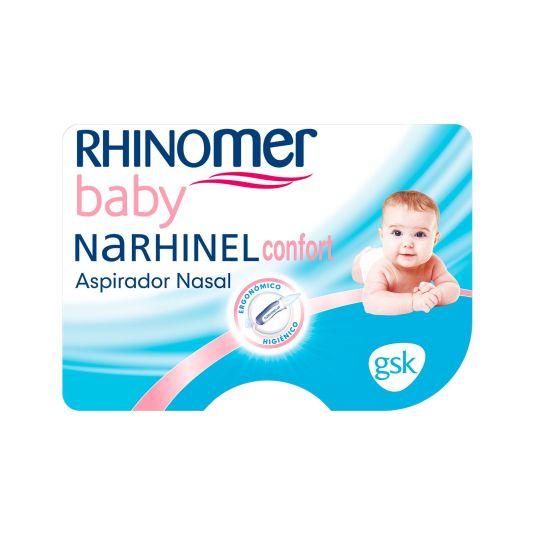 narhinel confort aspirador nasal + 2recambios