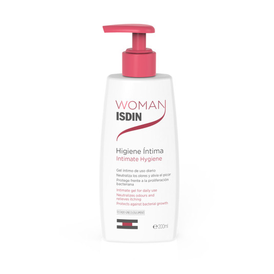 ISDIN WOMAN HIGIENE ÍNTIMA 200ML