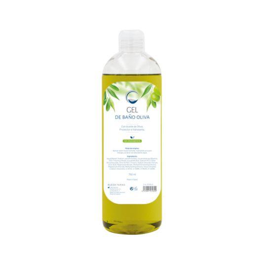 edda gel de baño aceite de oliva 750ml