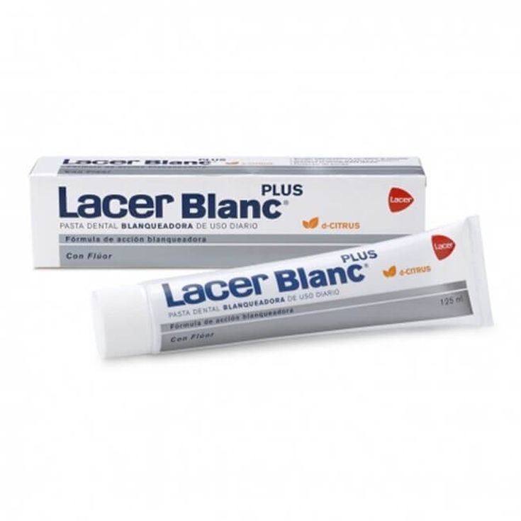 lacer blanc plus citrus 125ml