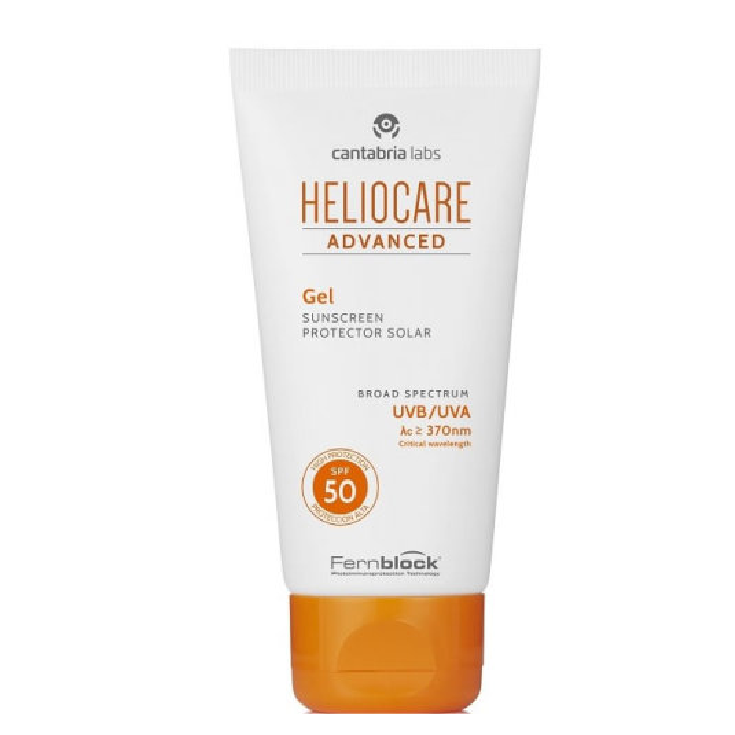 heliocare xf gel spf50 solar corporal 200ml